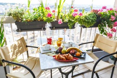 Chambre privée - Paris - ปารีส - ที่พักพร้อมอาหารเช้า