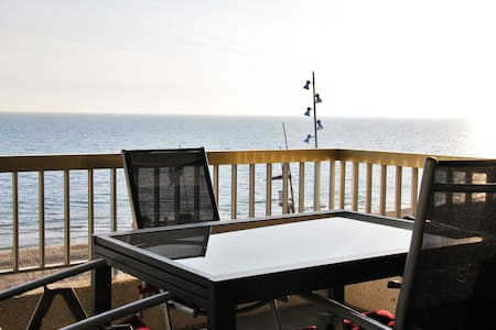 Seafront apartment in Calafell - Calafell - Apartment