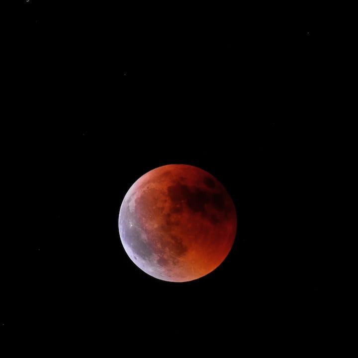 Eclipse de luna 2018