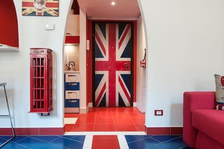 LittleBritain by GaribaldiStation the best place - Milano - Apartment