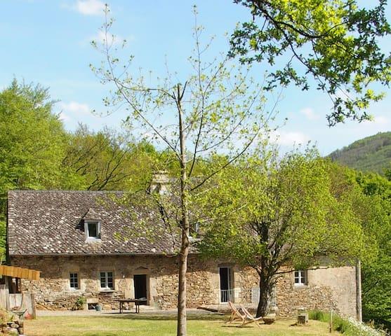 Maison corrézienne - Monceaux-sur-Dordogne
