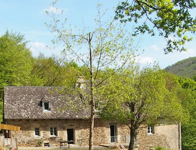 Maison corrézienne - Monceaux-sur-Dordogne - Casa