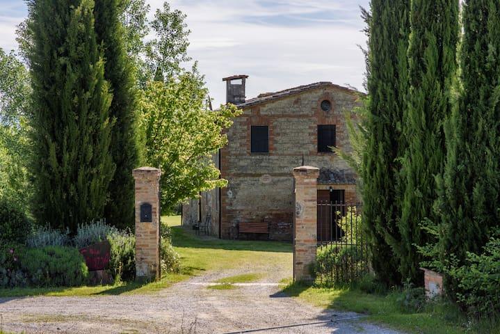 Podere Corniuzza  - Girasole - Castelnuovo Berardenga - House