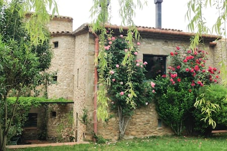 Stone house in the Alt Empurdà - Saus