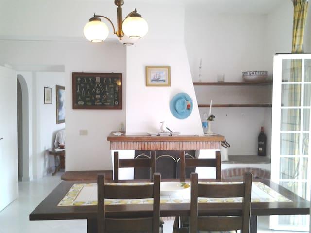 Superlativo appartamento vista mare al circeo - San Felice Circeo - Apartamento