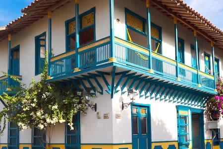 Cauca Viejo - Boutique Parasiempre - Bed & Breakfast