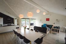 Holiday cottage with 4 bedrooms on 150m² in Haderslev