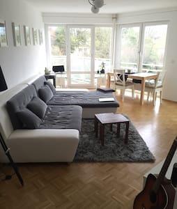 Große helle Wohnung / 10min to Central / gepflegt - München - Flat