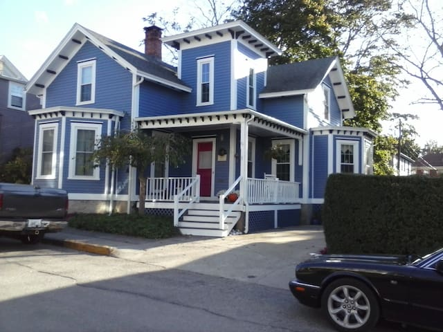Beautiful Victorian in Newport - Newport - Hus