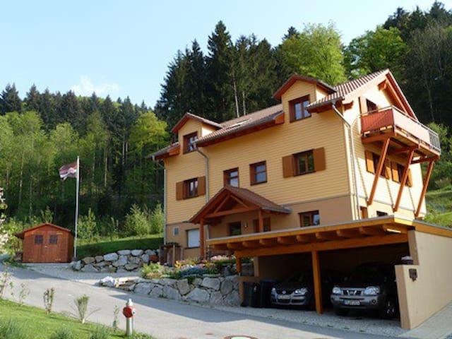 Ferienwohnung Sulzburg - Sulzburg - Apartment