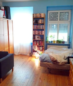 22 sqm room in share apartment+wifi - Berlin - Apartment