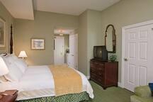 Guest bedroom option