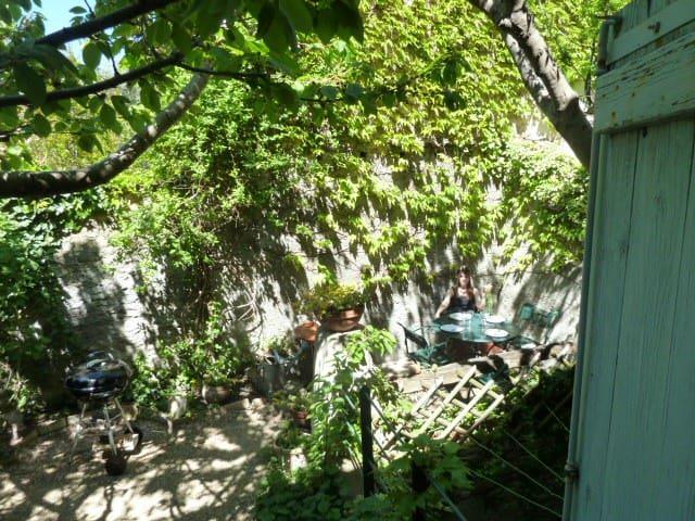 """""""La Gaillarde"""", House and garden - Caunes-Minervois - Ev"""