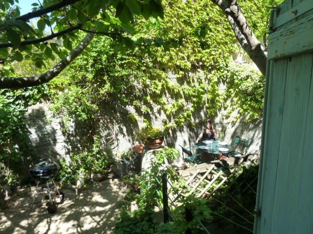 """La Gaillarde"", House and garden - Caunes-Minervois - Σπίτι"