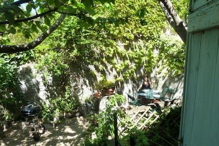 """""""La Gaillarde"""", House and garden - Caunes-Minervois - Talo"""