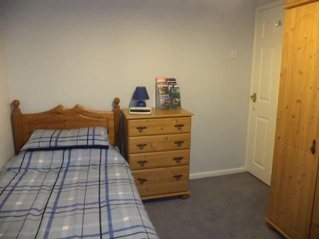 Cosy single room in lovely Morpeth inc breakfast - Morpeth