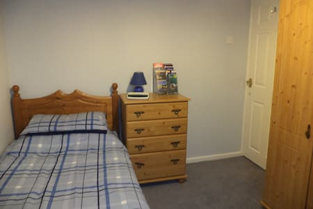 Cosy single room in lovely Morpeth with breakfast - Morpeth