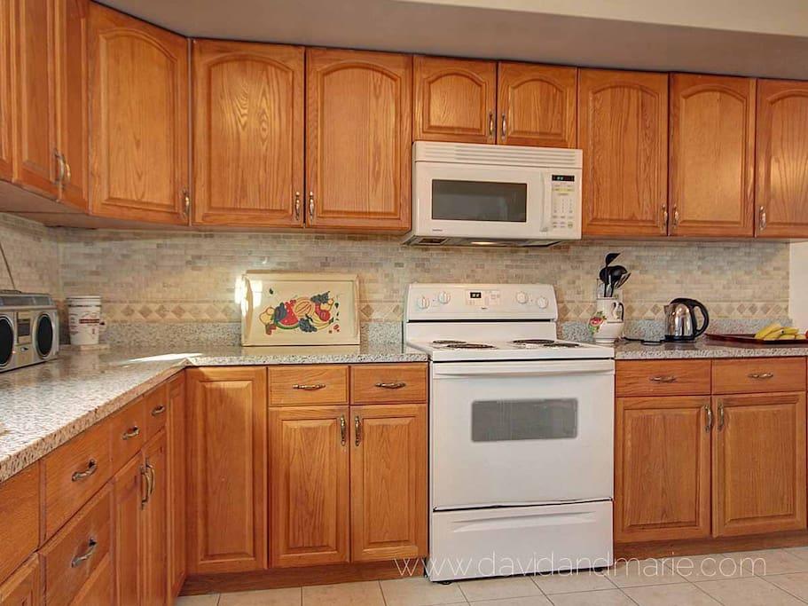 Kitchen on 1st Floor.