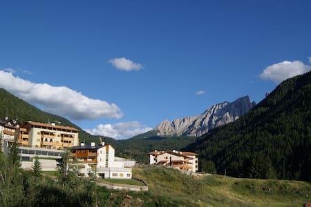 Appartamento tra le Dolomiti - Nova Levante - Lägenhet