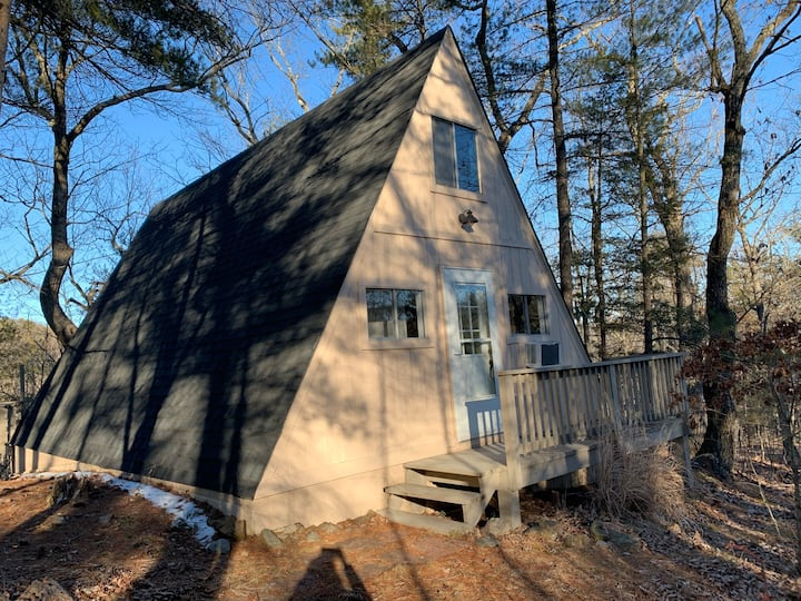 North Mountain A-Frame