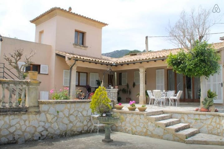 Sa Finca. Quiet country house. - Esporles - Casa