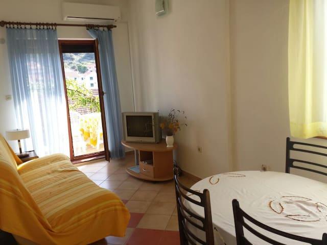 My sunny apartment