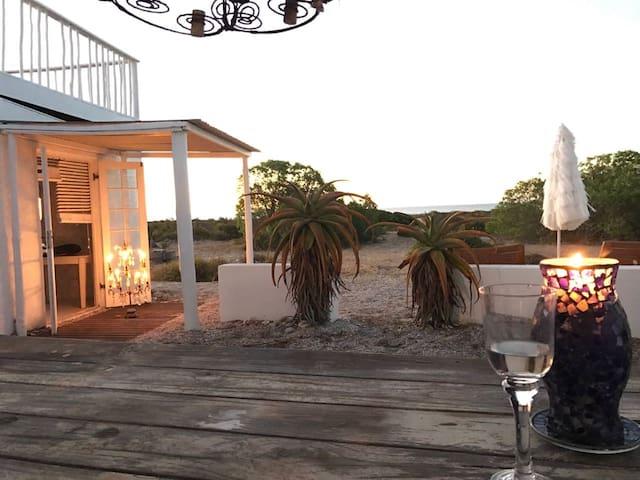Beach front house - Velddrif - Huis