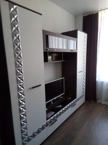 Апартаменты Радиус 21 м2