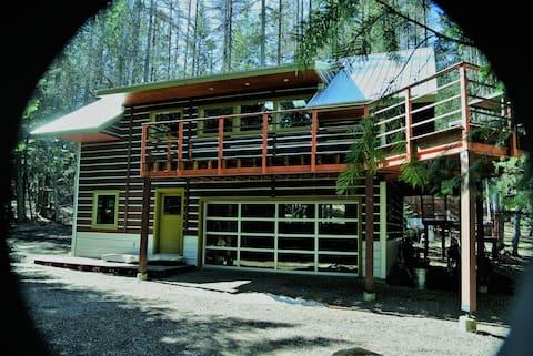 Custom Modern Cabin
