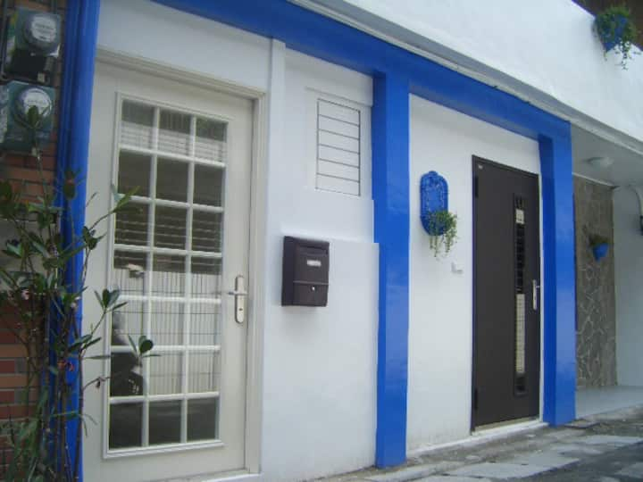 égéen 蔚藍館  愛琴海度假別墅   近輔仁大學 私有浴室