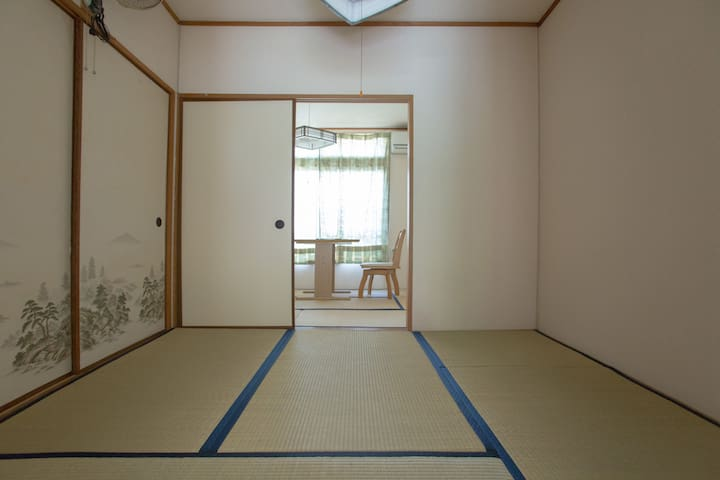 Great location #C with free wifi - Yamashina Ward, Kyoto - Apartamento