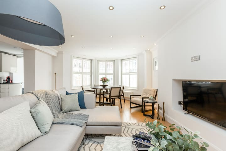 The Contemporary 2 Bedroom Knightsbridge Apartment