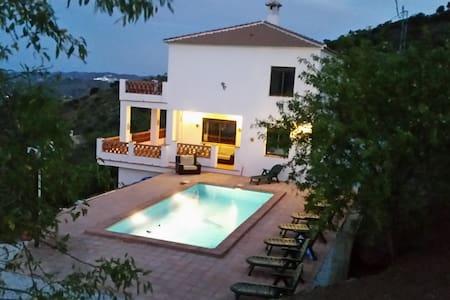 Stunning 3 Bed Villa Amazing Views  - Comares