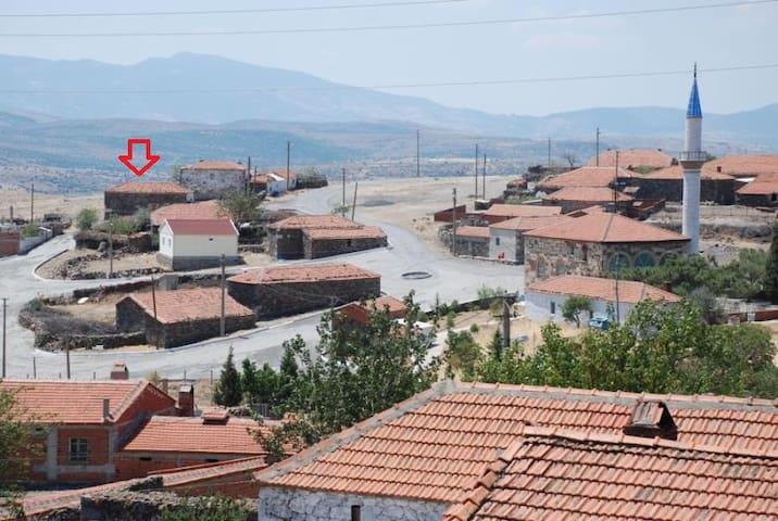 BahçeDERE - Bahçedere Köyü