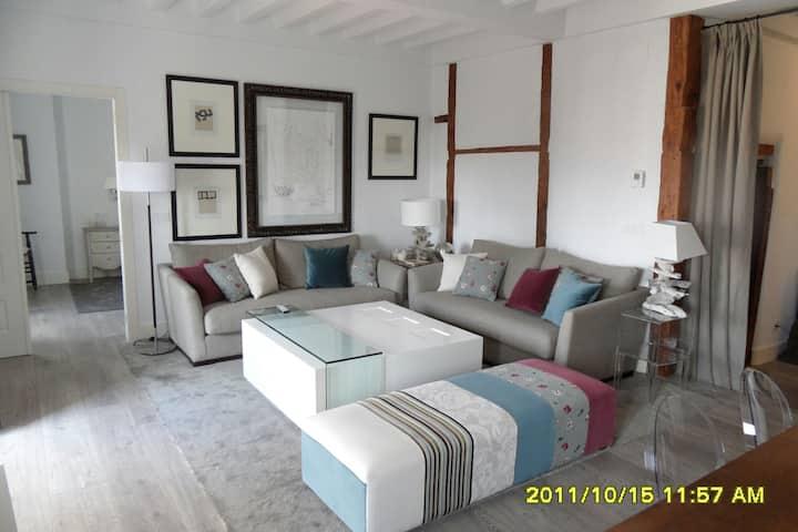 Cuenca 5 dormito casco antiguo lujo