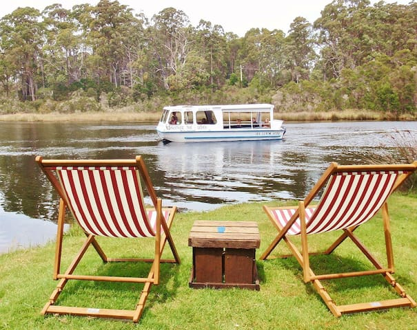 Ulverstone River Retreat - West Ulverstone - Muu