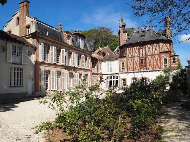 Château Rosa Bonheur: séjournez chez l'artiste