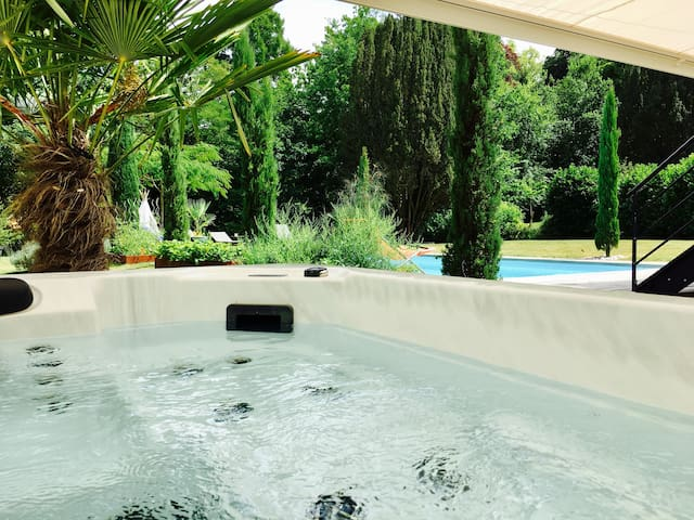 A haven of peace 15 minutes from Reims