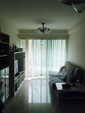 Private room close to HKIA, EXPO , CITYGATE OUTLET