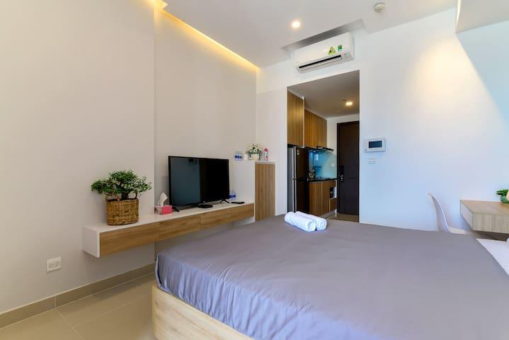 Studio Apartment at RiverGate