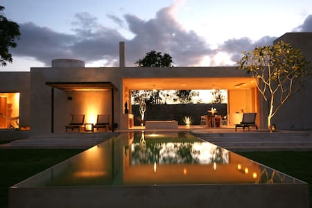 Exclusive Contemporary Country Home