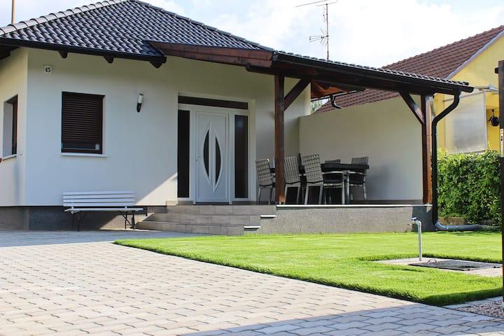Tisza Dream Apartman premium family 5 főre