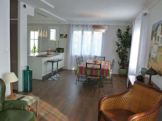 Appartement lumineux avec jardin à Perpignan-66 - Perpignan - Departamento