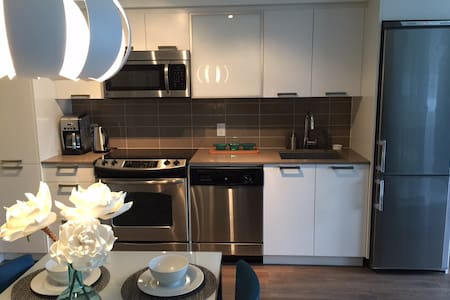 Hip Sunny Apartment - Downtown - Victoria - Wohnung