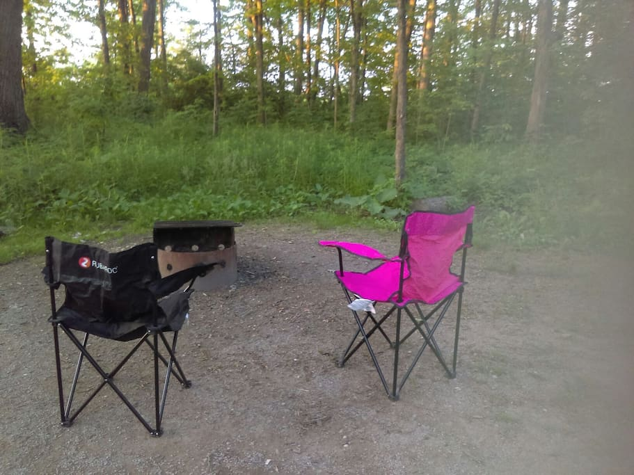 RELAX at the local campground