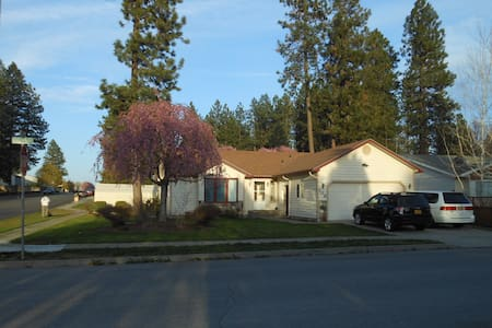 GreatFamilyRental in PrimeLocation - Post Falls - Casa