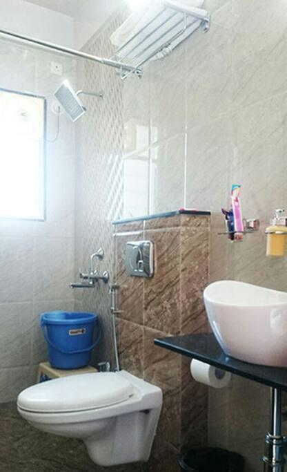 Western Style washroom