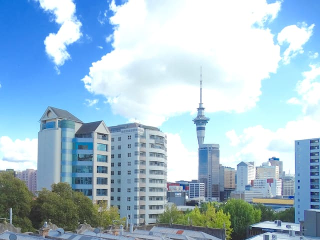 Central City Apartment - Free WiFi - Auckland - Daire