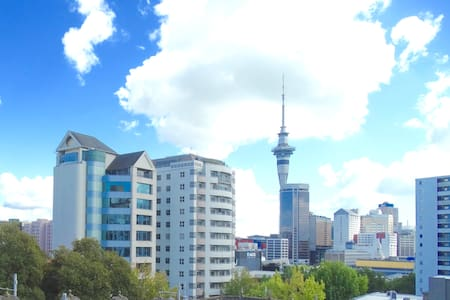 Central City Apartment - Free WiFi - Auckland - Appartement