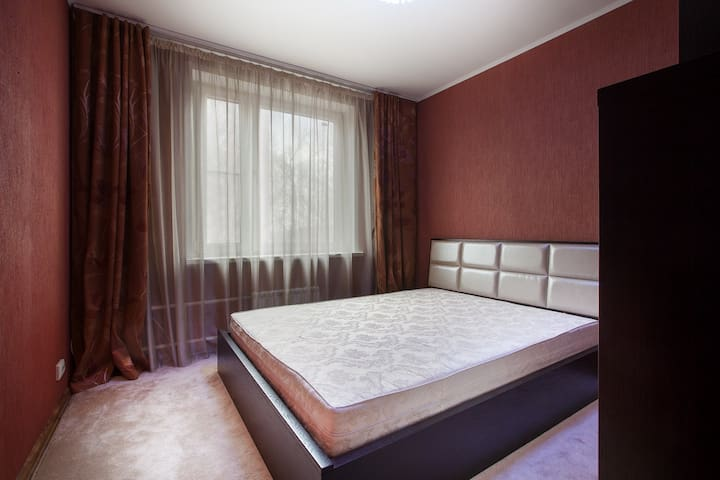 3B Skolkovo easy access, pet friendly - Moscou - Apartamento